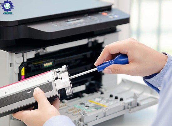 آموزش تعمیرات پرینتر و دستگاههای فتوکپی در دورههای مجموعه کاردانش